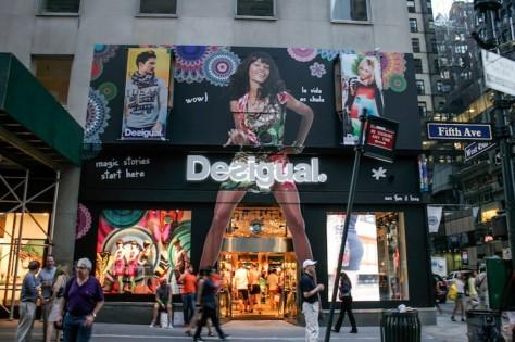 Desigual NY Quinta Avenida