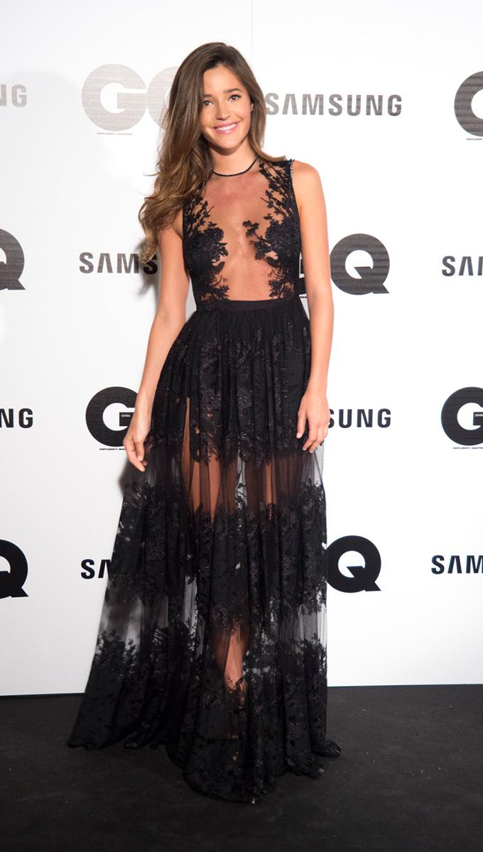 Ibiza Moda Ruiz Costa En Viste Malena Premios GqFlash Charo A Los EH9ID2