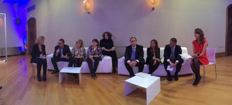 Firmas participantes presentes en el acto LOU, MAISSON LEJABY, LISE CHARMEL, CHANTELLE, IMPLICITE, SIMONE PÉRÈLE