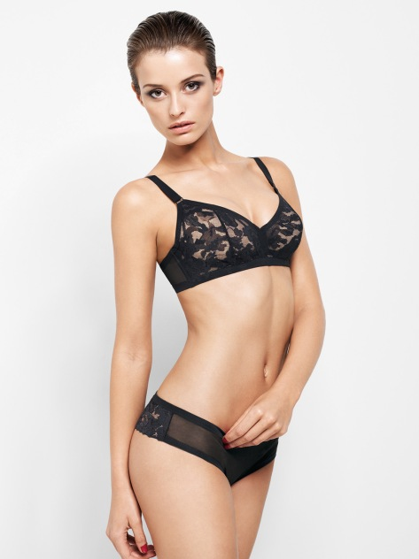 WOLFORD CLAIR STRING PANTY