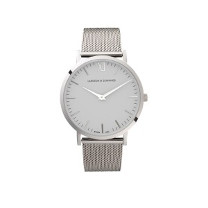 LARSSON&JENNINGS Red Leather Watch €313