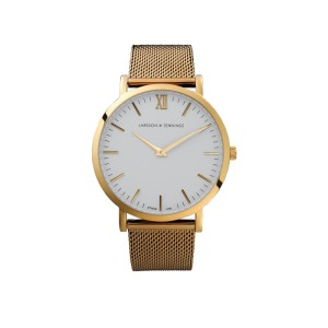 LARSSON&JENNINGS gold chain metal watch €