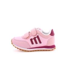 MUSTANG zapatillas rosas