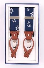 Nautic Suspender Blue - 04189
