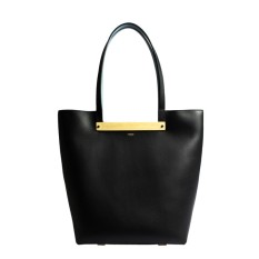 PERRIN PARIS Black Leather Tote € 1.200