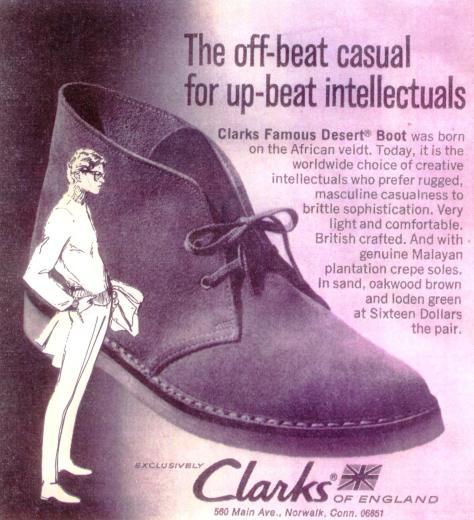 Publicidad de los años 60