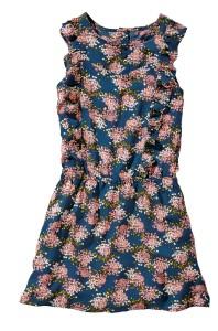 RKIDS para LA REDOUTE vestido azul estampado