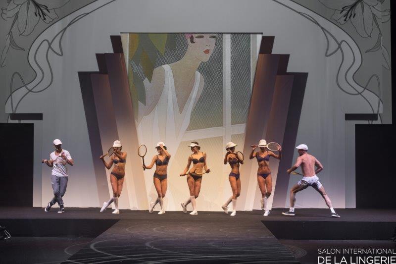 13 febrero 2015 flash moda in out for Salon international lingerie
