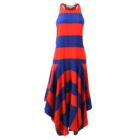 STELLA McCARTNEY asymetric dress