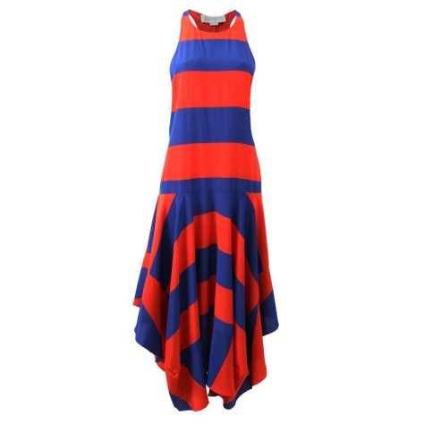 STELLA McCARTNEY asymetric dress