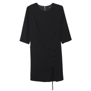 TIBI crêpe dress € 326