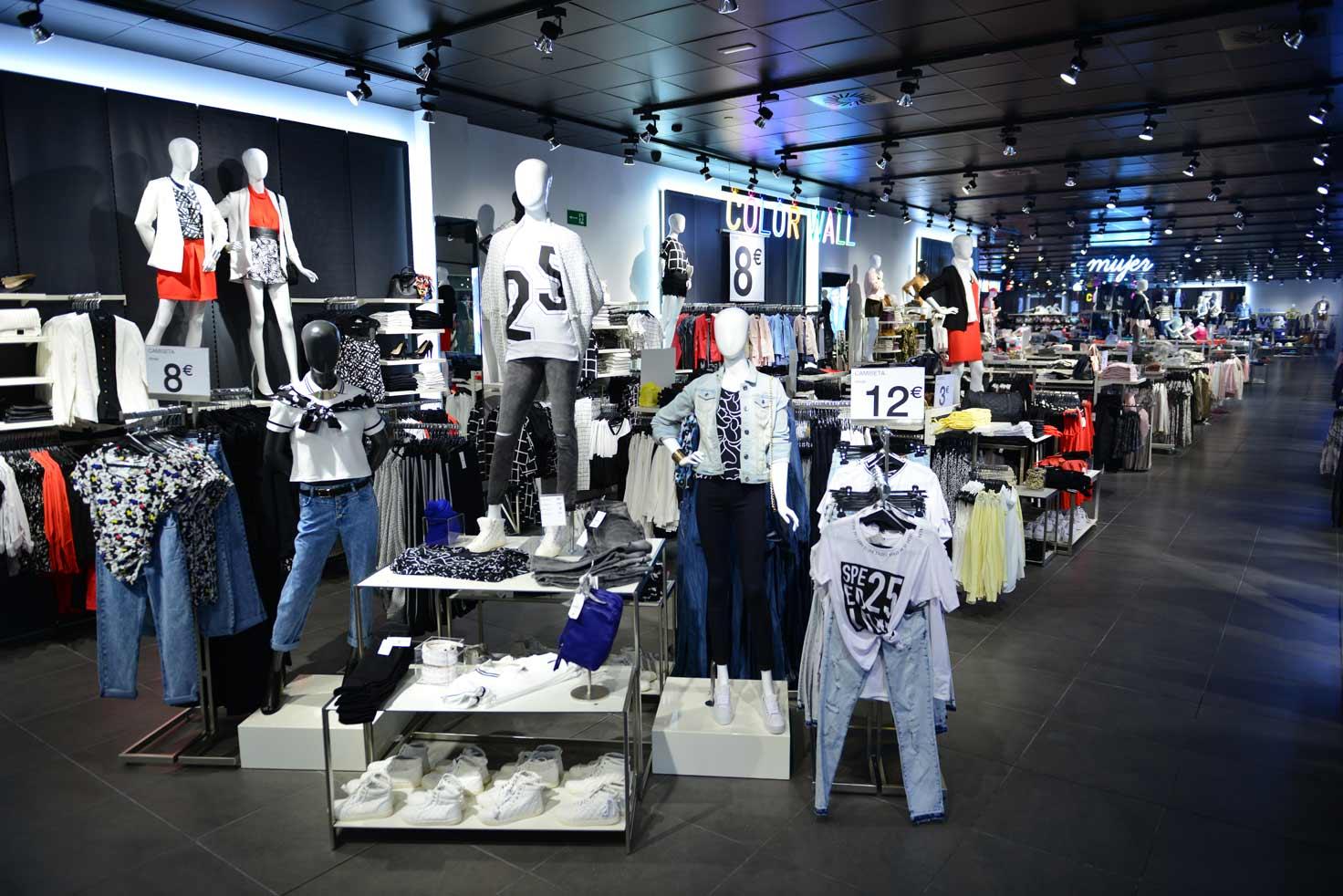 Kiabi abre su primera tienda en madrid ubicada en una for Centro comercial sol madrid