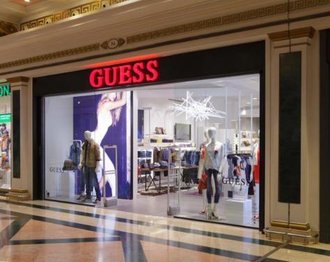 GUESS tienda CC Gran Via 2 - Barcelona