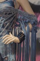 JPG exhibit_Diamond Rocker jacket with Swarovski crystals_Closeup - ©PatriceStable