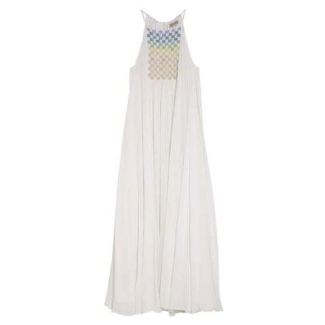 Vestido blanco MARA HOFFMAN