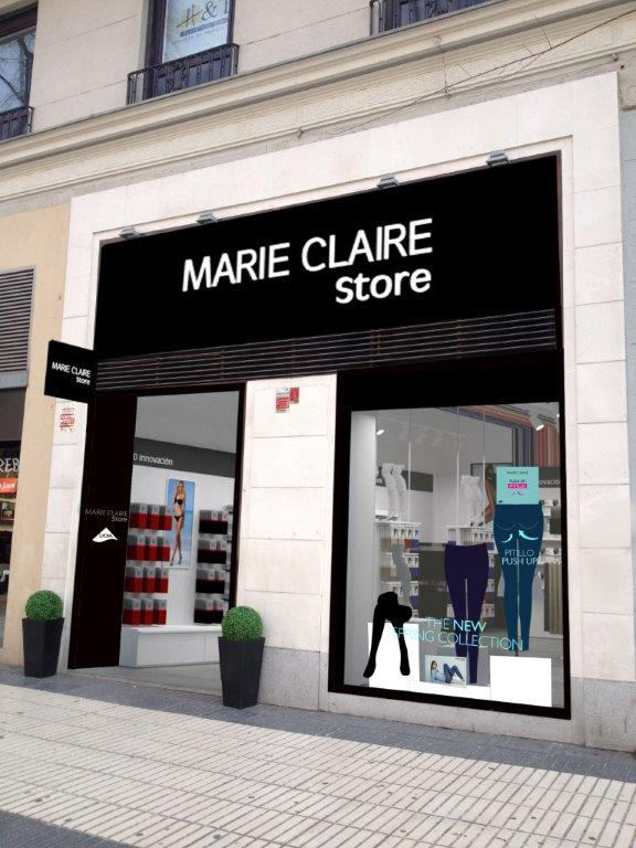 hola madrid nueva tienda marie claire store flash moda in out. Black Bedroom Furniture Sets. Home Design Ideas