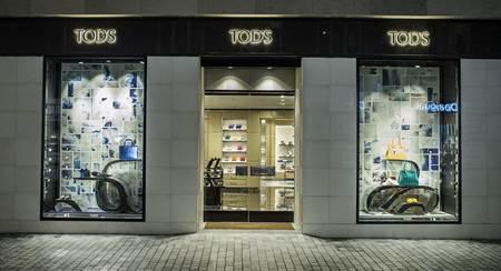 Tod's Copenhagen Boutique-