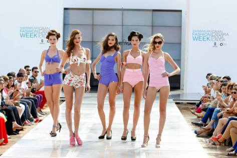 SWIMWEAR FASHION WEEK 2014