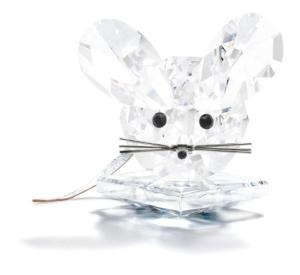 CRYSTAL MOUSE 1976
