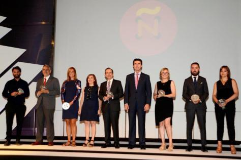 Andres Sarda Premio Nacional al diseñador por Trayectoria III