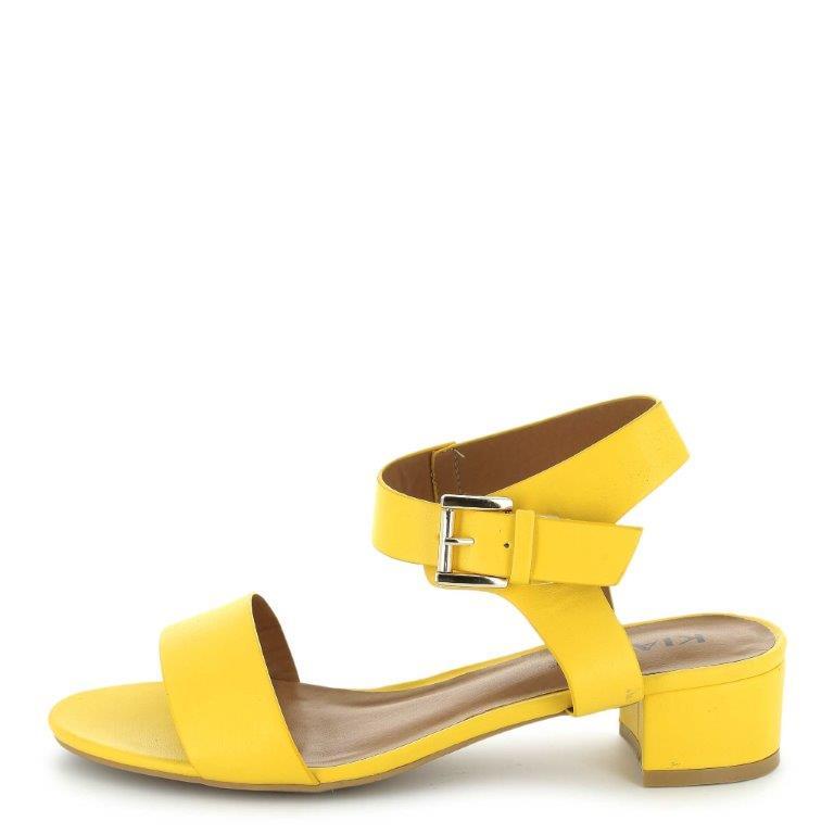Zapatos Tacon Cuadrado Mujer