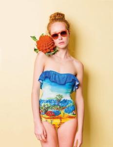 Stella Jean Beachwear 2015