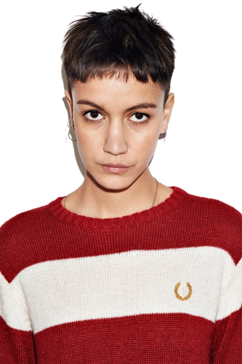 Fred Perry x Bella Freud
