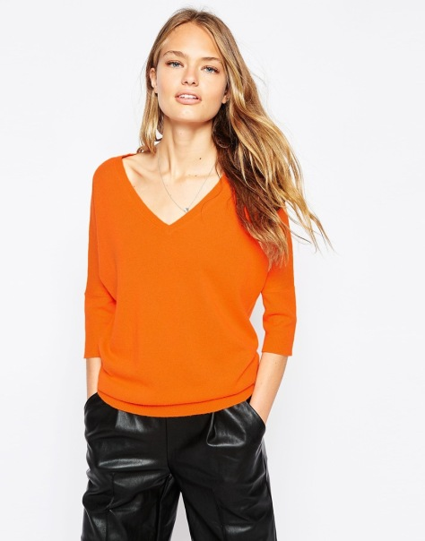 Ganni V Neck PVP 182€
