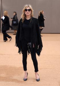 Kate Moss Burberry Prorsum AW 2015