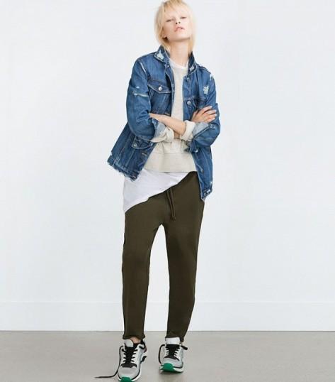 Pantalones plush 14€