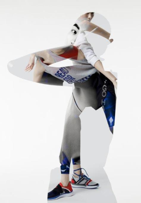 Gymwear Warrior Oysho By Ernesto Artillo  (18)