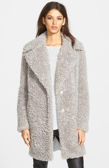 """Kensie 181€ chaquetón """"pelo"""" largo"""