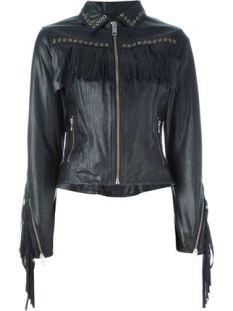 DIESEL chaqueta con flecos 660€