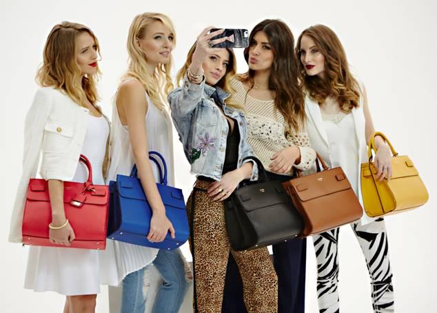 9aae99472a Guess Cate Bag ¡irresistible satchel para esta primavera! | FLASH ...