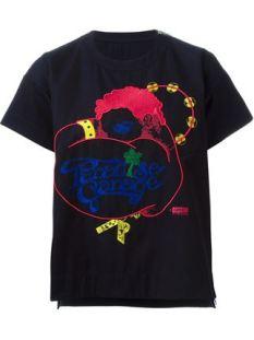 SACAI camiseta con estampado paradise 555,47€
