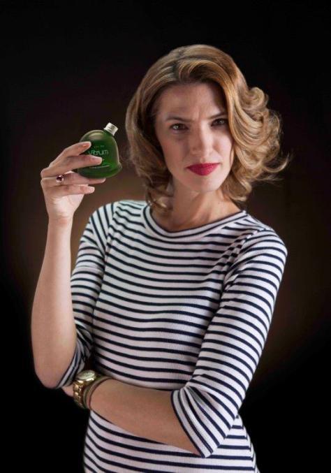 Y la modelo y actriz Laura Sánchez junto con su pareja, el cantante David Ascanio, encarnan el romance más pasional e inspirador de dos de las fragancias más exitosas en todo el mundo.