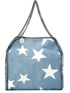 STELLA MACCARTNEY bolso tote falabella Denim Star € 900