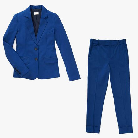 Argent Coolmax blazer € 273 Argent cuffed Coolmax pantalones €207