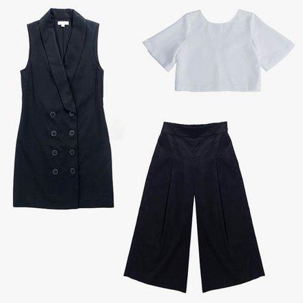 Vetta vestido € 119 Vetta Blusa € 72 Vetta pantalones € 110