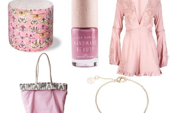 En octubre, piensa en rosa