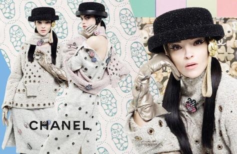 Chanel Fall 2016 Foto Karl Lagerfeld