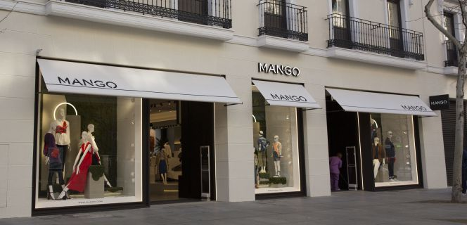 "Serrano 60 Madrid – ""flagship store"" MANGO"