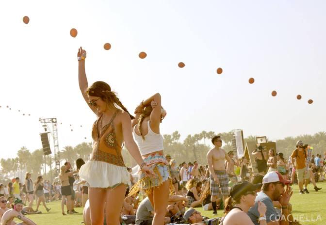 ¡Looks de festival! COACHELLA 2017