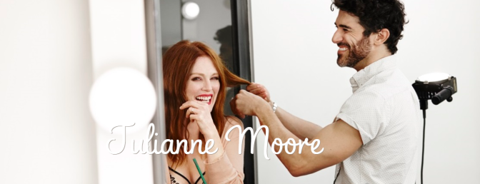 Julianne Moore & Florale by Triumph