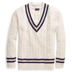 Women's_Pink Pony_Cricket Sweater