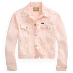 Women's_Pink Pony_Denim Jacket