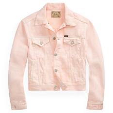 Women's_Pink Pony_Denim Jacket
