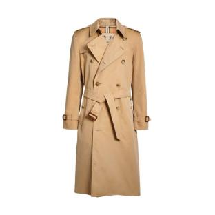 Burberry Heritage Mens Trench Coat