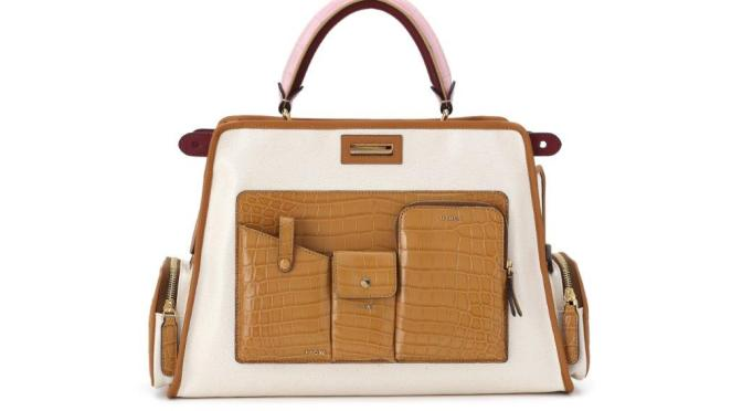 FENDI PRESENTA GP COLLECTION