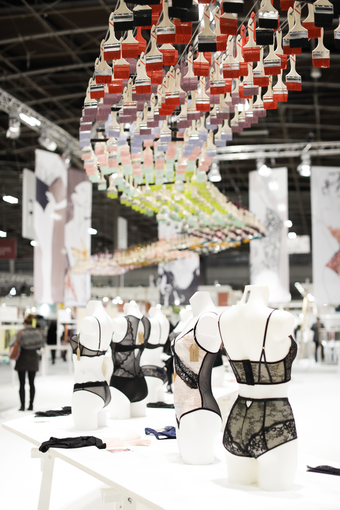 "El ""glamour"" y el diseño, se unen en el ""SALON INTERNATIONAL DE LA LINGERIE – PARIS"","